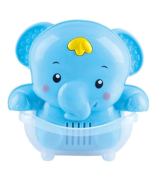 PLAYGO Bubble Up Elephant (Battery Operated)
