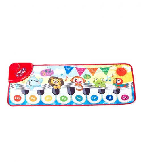PLAYGO Tap & Play Music Mat (Battery Operated)