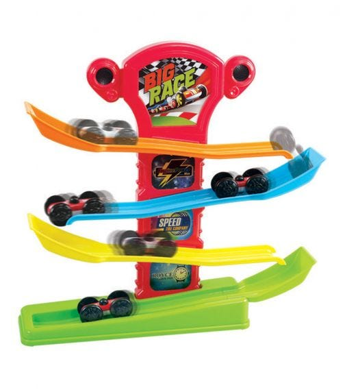 PLAYGO Zig Zag Racer