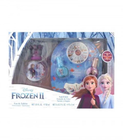 AIRVAL Frozen 2 Set EDT 100 ML + Manicure Kit
