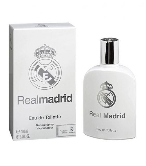 AIRVAL Real MadridEl Classic Edition EDT 100 ML