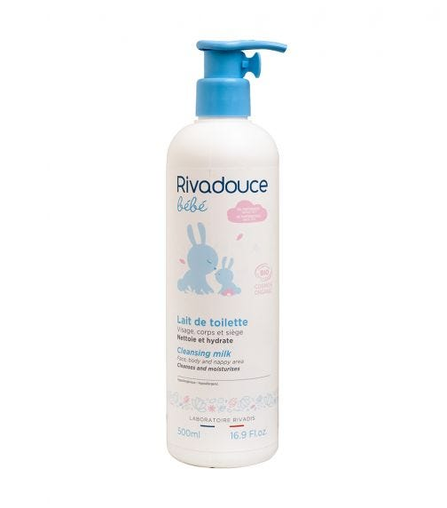 RIVADOUCE Rivadouce Cleansing Milk 500 ML