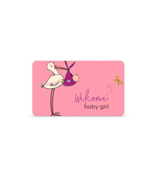 Baby Girl E-Gift Card