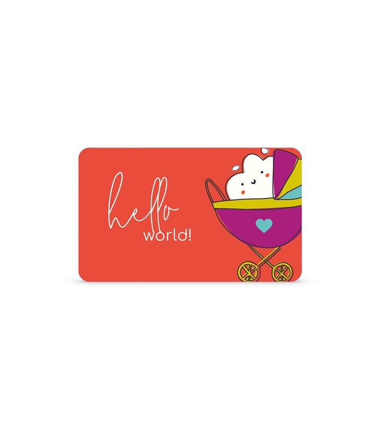 Newborn E-Gift Card