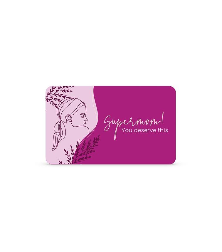 Supermom E-Gift Card