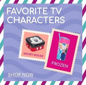 Fav TV Characters - Paw Patrol