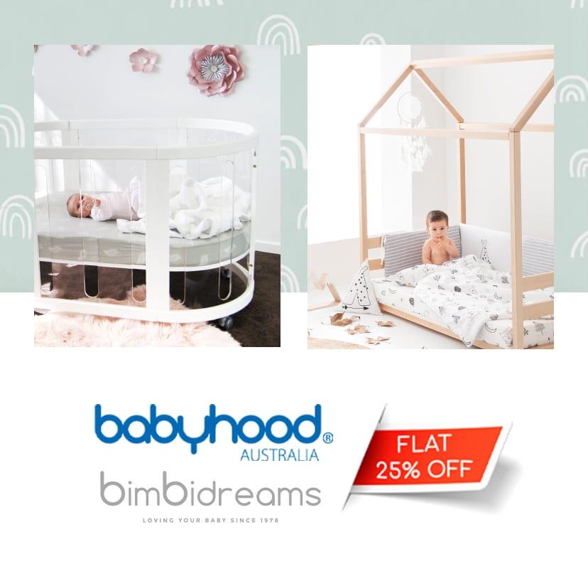 Bimbidreams & Babyhood 25% Off