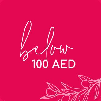 Below 100 AED